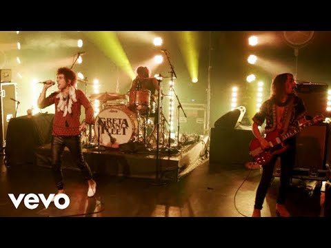 Greta Van Fleet - When The Curtain Falls (UMUSIC Sessions Live From Toronto / 2018)