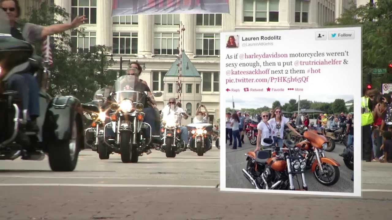 The Parade: United by Independents | Harley-Davidson's 110th Anniversary Celebration, Day 2