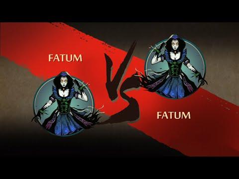Shadow Fight 2 - Fatum VS Fatum