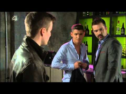 392 - Brendan Brady | Hollyoaks 4th January 2013 E4