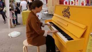 yellow Piano. Весняк. Ноктюрн