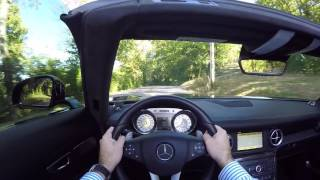 Mercedes-Benz SLS AMG Roadster 2012 Videos