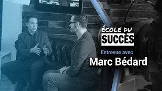 MARC BEDARD, l'entrepreneur qui a révolutionné le monde du véhicule électrique