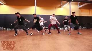 """I Can Make Ya Feel"" by Fingazz :: S**t Kingz (Dance Choreography) :: URBAN DANCE CAMP"