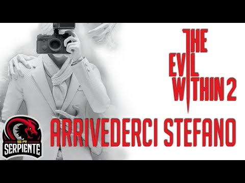 ARRIVEDERCI STEFANO | THE EVIL WITHIN 2 Sexta Terapia