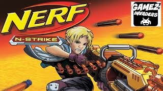 Nerf N-Strike! Arcade Shooting Game! First Mission + Intro! Wii Light Gun Game