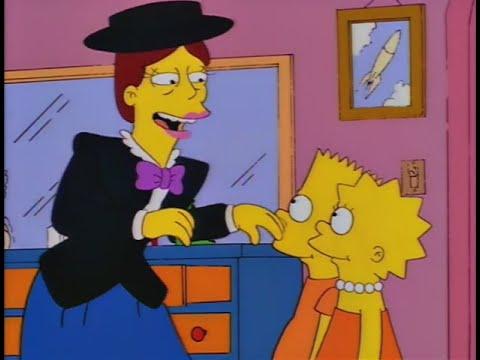 "Download THE SIMPSONS - SHARY BOBBINS - ""DO A HALF ASS JOB"" - DISNEY MARY POPPINS PARODY"