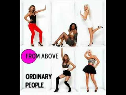 From Above - Ordinary People [Sample]