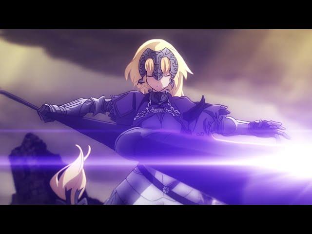 Fate/Grand Order TV-CM ?3?