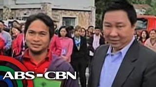 TV Patrol: Taxi driver, binigyan ng scholarship matapos magsauli ng bagahe sa pasahero