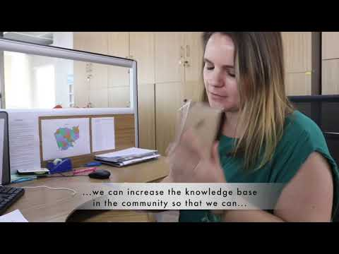 Health Security Placement: Stephanie Wheeler with the WHO Cambodia office