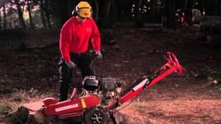 Die Baumstumpffräse - Rentas Werkzeugvermietung