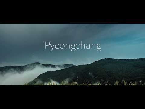 Summer of Pyeongchang, 2018 Winter Olympic Venue