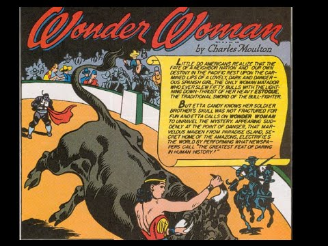 "Wonder Woman: ""The Greatest Feat Of Daring In Human History"", Wonder Woman #1"