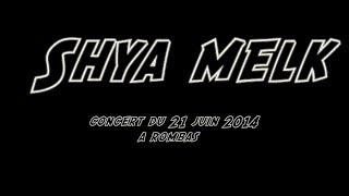 Concert de Shya Melk