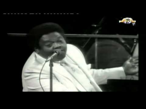 Клип Fats Domino - Blue Monday