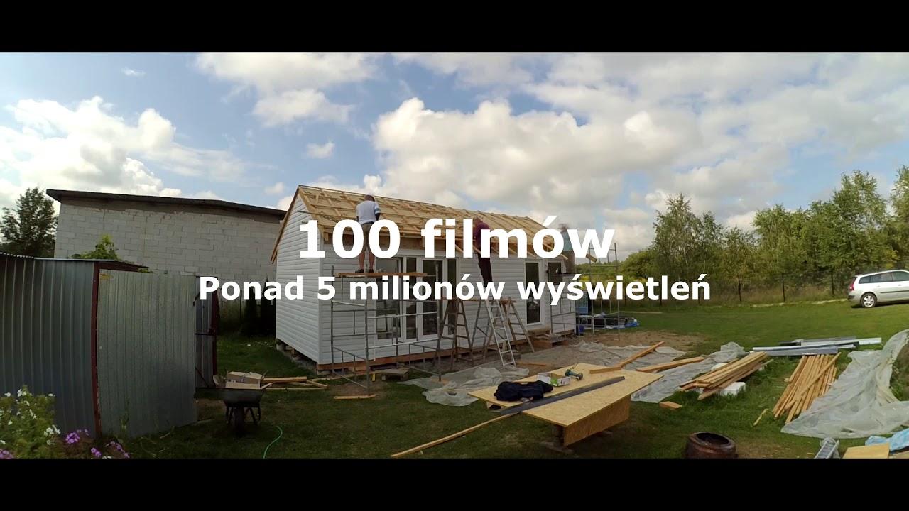 100 filmów! Konkurs! budowa domu krok po kroku, zbuduj sam dom, budowa domu