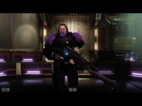 XCom 2 - Warhammer 40k Mod Test Vid #1