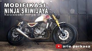 modifikasi ninja sriwijaya - kawasaki ninja 250