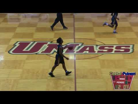 Boys Basketball - Central vs. Putnam 3-9-18 (WMass Finals)