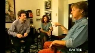 Fabio Fazio interviews Paul McCartney complete