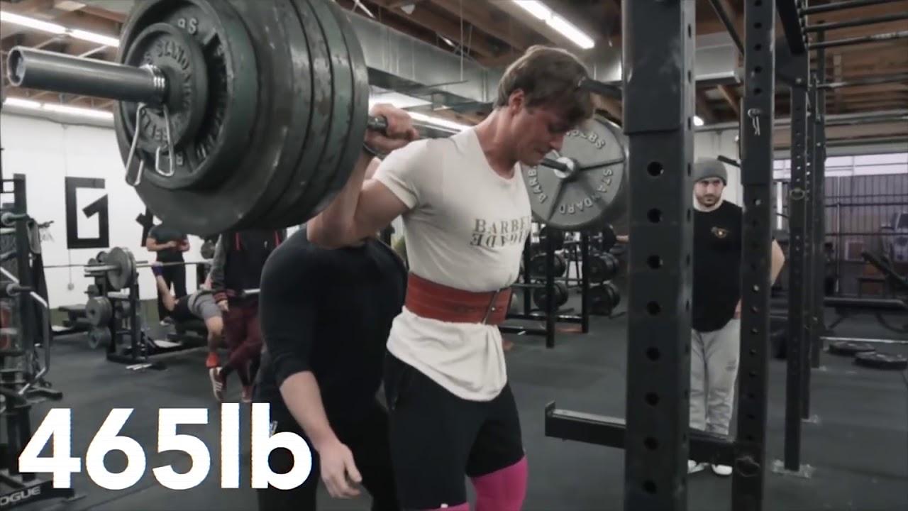 Động lực tập gym | David Laid