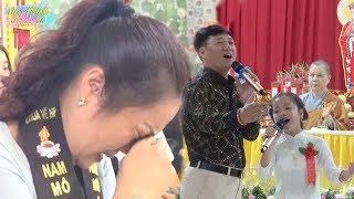 Triệu Phật Tử khóc hết nước mắt trước màn Song Ca của hai Cha Con - Nhạc Vu Lan Hay Nhất 2019