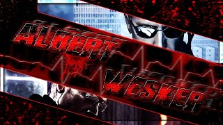 ► Albert Wesker ϟ Resident Evil  ★ Darkest Hour ★