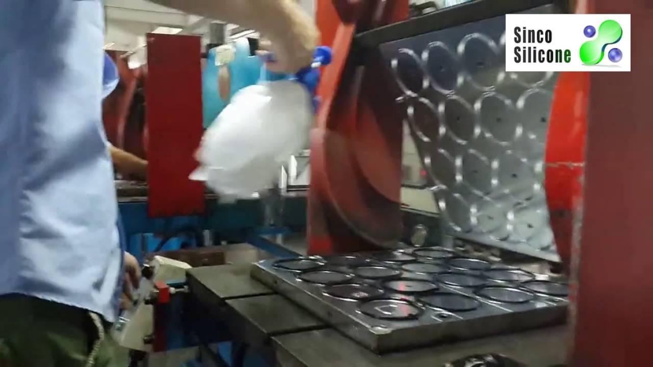 Silicone O Rings Silicone Seal Silicone Tube Manufacturing