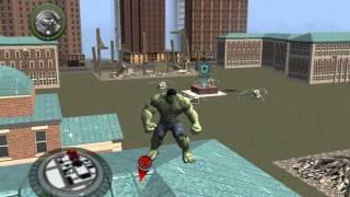 Прохождение Невероятного Халка/The Incredible Hulk - 11 серия
