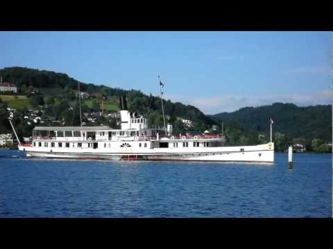 Paddle Steamer Cruise Lucerne