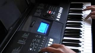 Satayam Shivam Sunderam-Title song on keyboard