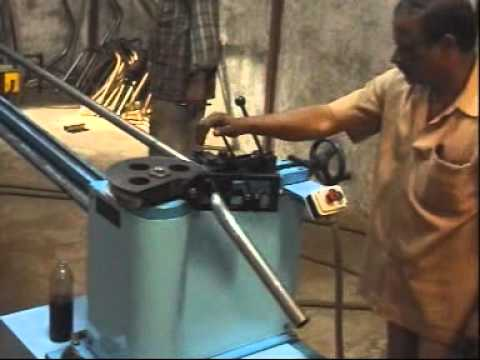 Pipe Bending Machine India 0002