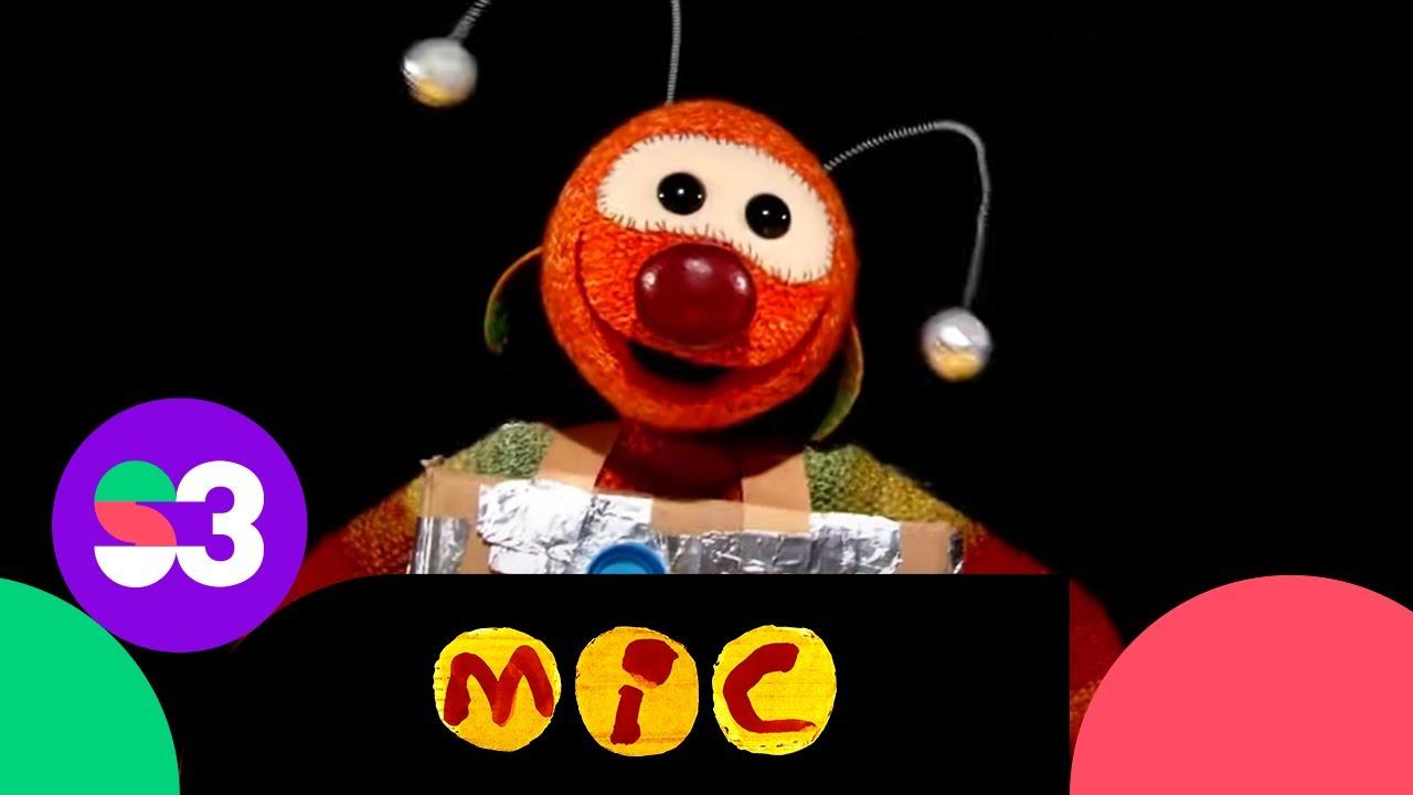 El cançoner del Mic: El robot Nyic-nyac