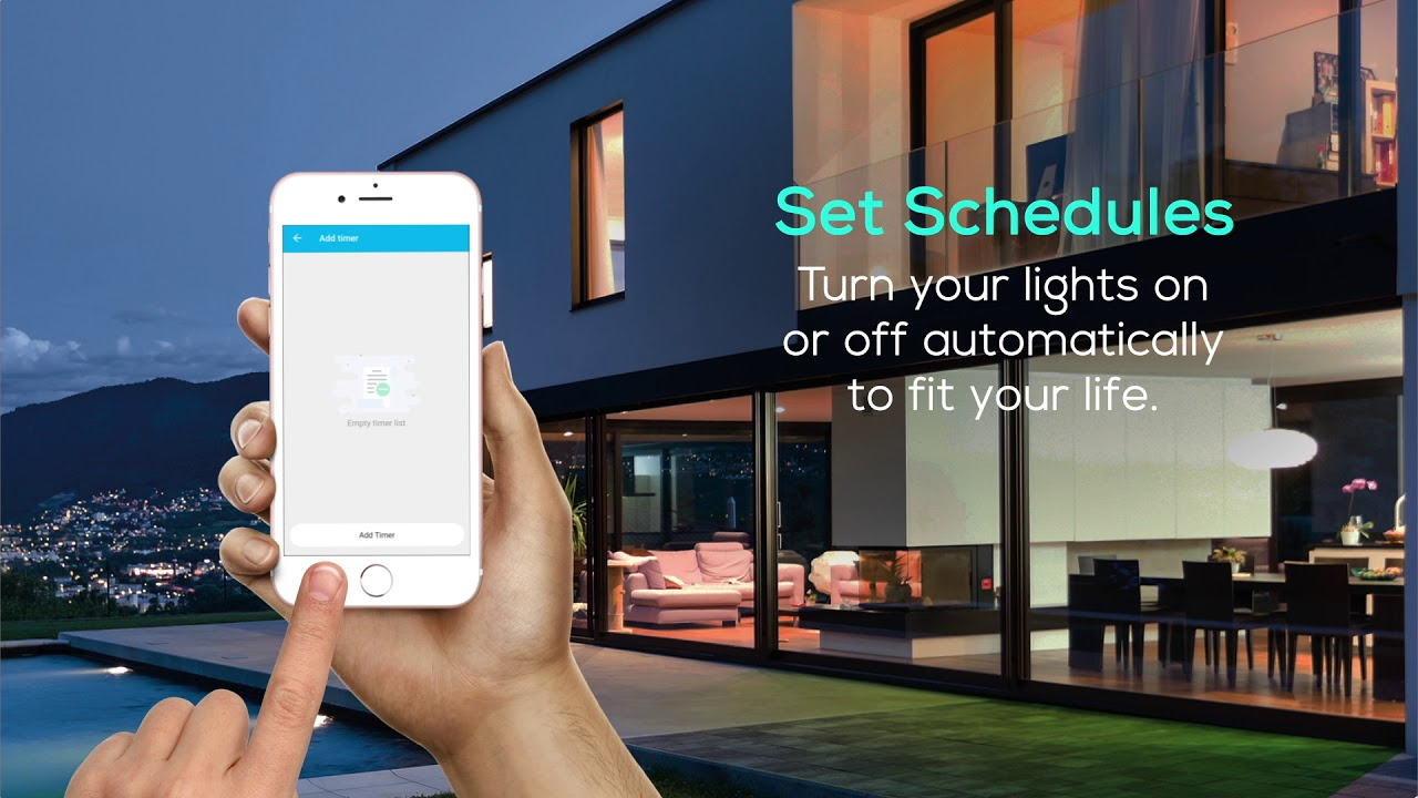 Geeni Color Prisma Wifi Bulbs - Work with Alexa and Google Assistant, no  Hub Required!