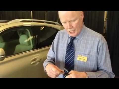 How To Enter A Lexus With A Dead Key Fob What To Do If Your Lexus