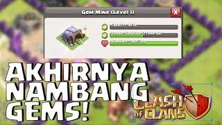 MARI BIKIN GEM MINE! • Clash of Clans Indonesia