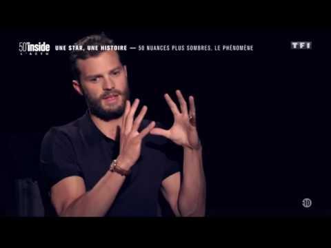 Jamie Dornan  Fifty Shades Darker Interview French