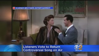 Listeners Vote To Return 'Baby It's Cold Outside' To Air