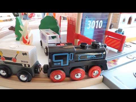 Brio World train,