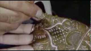 special mehndi design 2014:quick henna mehendi Thumbnail