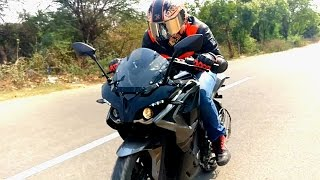 Video Pulsar RS 200 2017 BS4 First Ride Review, RS 200 vs 200 NS, #Bikes@Dinos download MP3, 3GP, MP4, WEBM, AVI, FLV Juni 2018