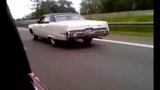 Buick Electra 225 vs Pontiac Firebird 350 Part 2