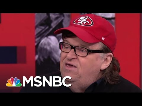 Michael Moore: We Are Witnessing New Chapter In George Orwell's 1984 | Hardball | MSNBC