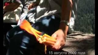Панагия Сумела. ( PANAGIA SUMELA) 15 августа 2010 года.(Панагия Сумела - с греческого - Божья Матерь на Черной горе. Старинный православный монастырь,возведенный..., 2010-08-30T19:33:00.000Z)