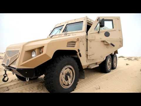 UAE's lean, mean military machine