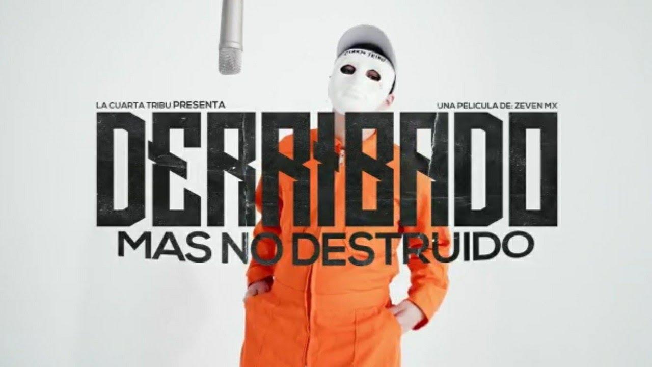 Derribado más no destruido - La Cuarta Tribu (Nuevo Rap Cristiano 2021)