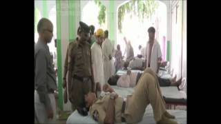 Milad Blood Donation Camp at Dargah sheriff Quadri Chaman