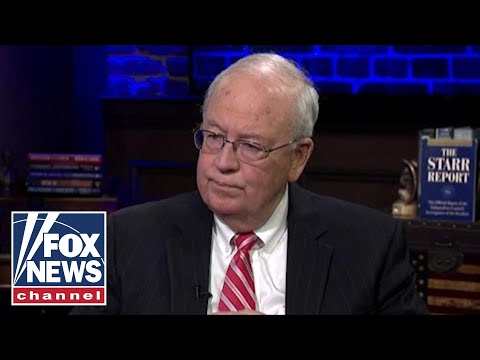 Ken Starr says the impeachment of President Trump is a 'nasty lesson' in how not to conduct an impea