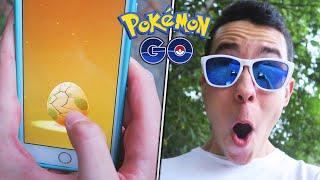 ABRIENDO HUEVOS DE 10 KM! Pokémon GO - TheGrefg